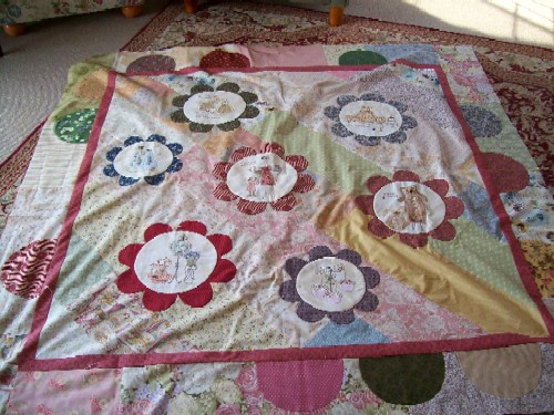 The Penny Quilt