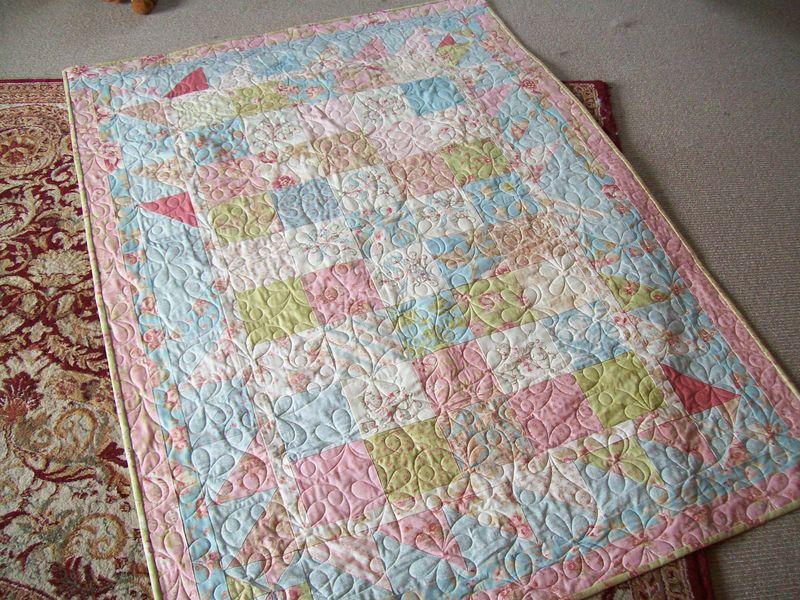 Susie's quilt