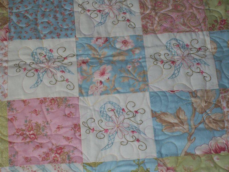 Susie's quilt 2